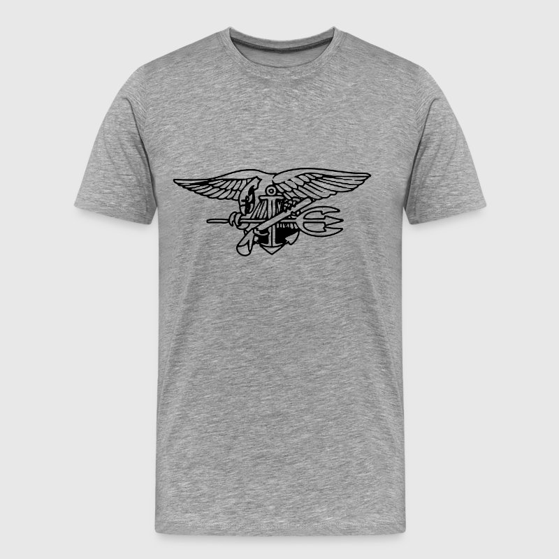 US Navy Seal Team VI - Men's Premium T-Shirt
