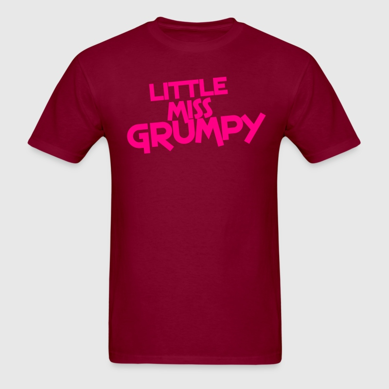 little miss grumpy T-Shirts - Men's T-Shirt