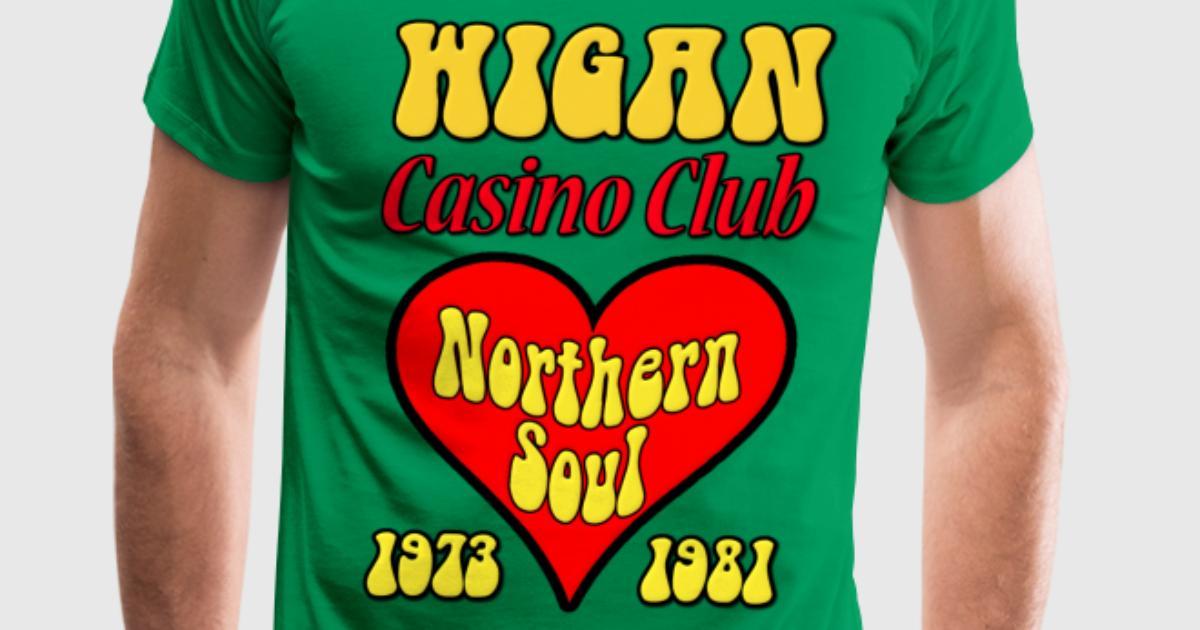 casino club t shirt