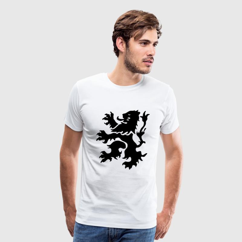 Lion Rampant - Men's Premium T-Shirt