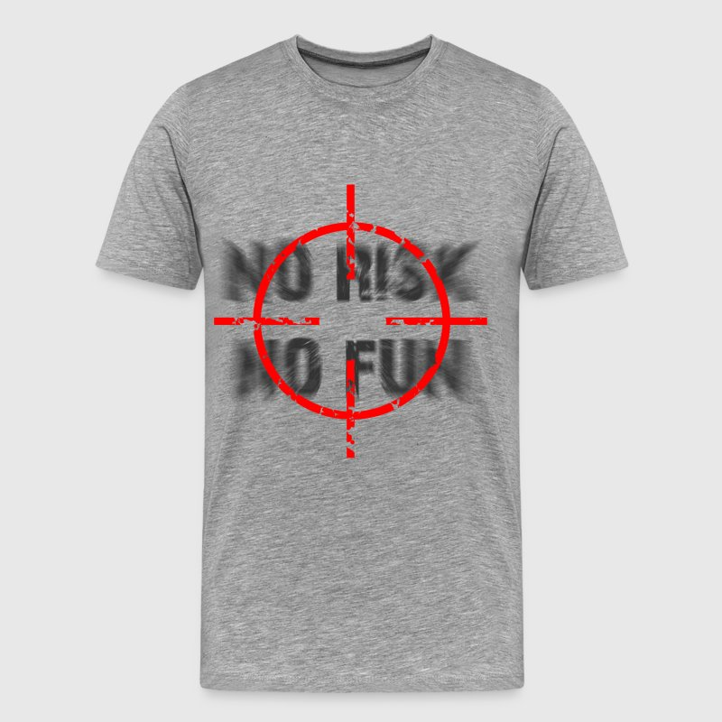 risk & fun - Men's Premium T-Shirt