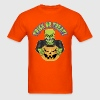 Frankenstein Skull - Men's T-Shirt