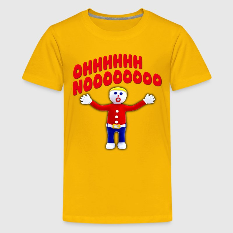 Mr. Bill Oh No Kids' Shirts - Kids' Premium T-Shirt
