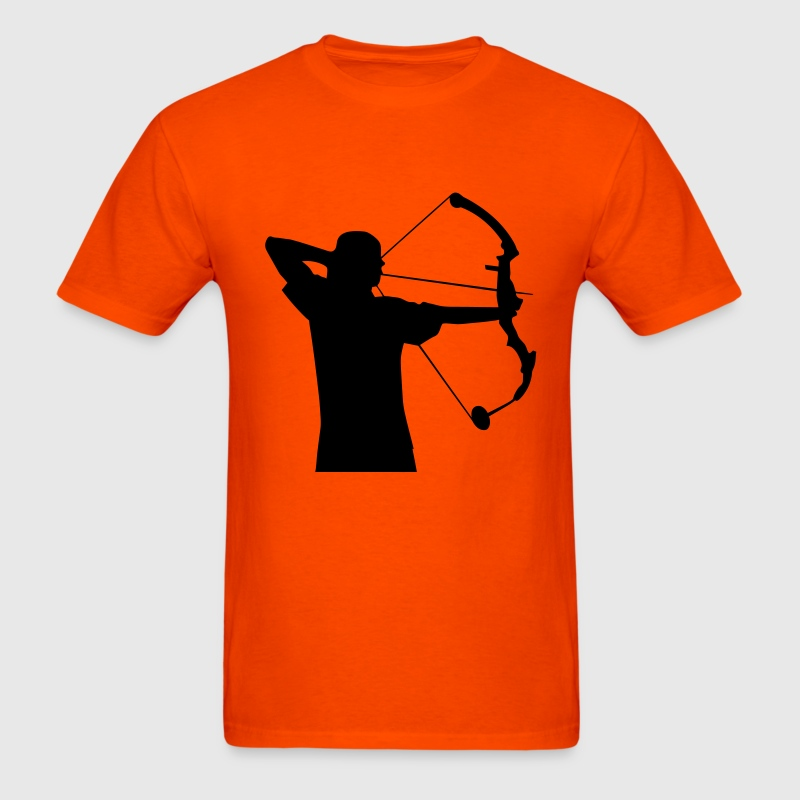 Archery male T-shirt - Men's T-Shirt