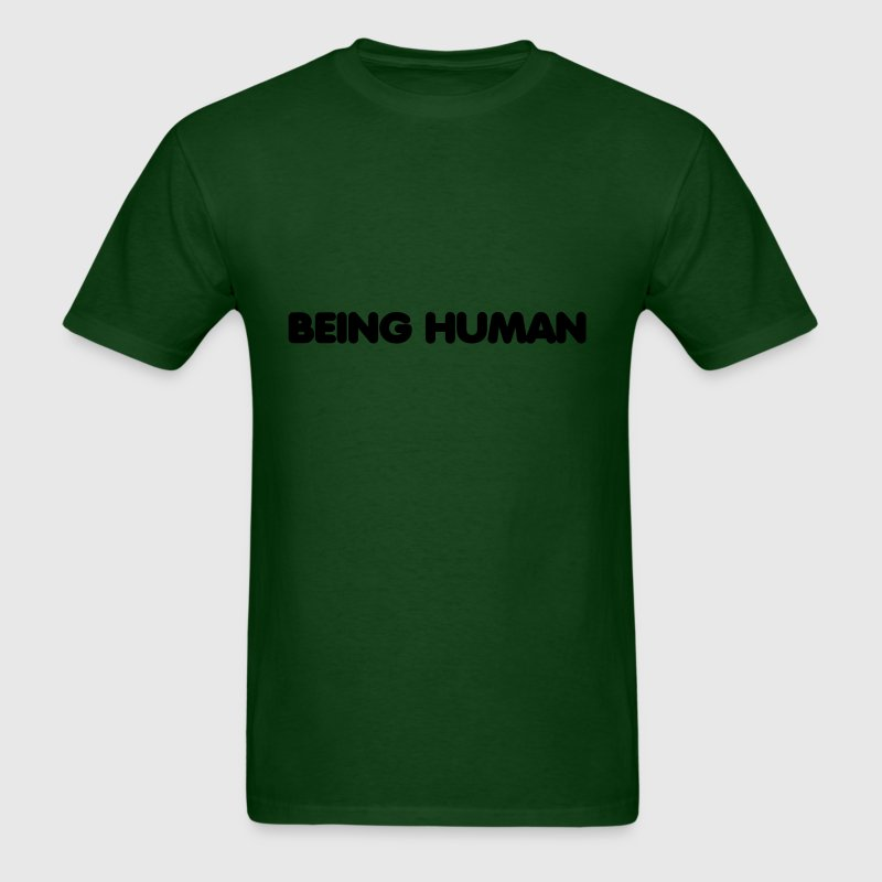 Being human T-shirt - Men's T-Shirt