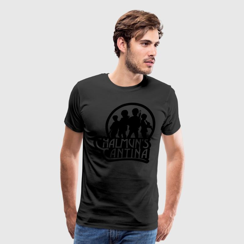 Chalmuns Cantina -www.TedsThreads.co - Men's Premium T-Shirt