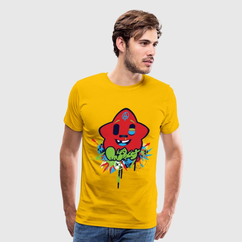 NICK JR!! T-Shirts - Men's Premium T-Shirt