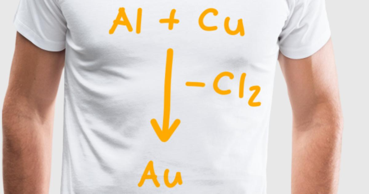 Alchemy how to make gold t shirt spreadshirt for Alchemy design t shirts