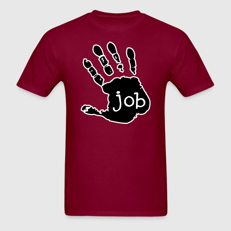 Hand Job T-Shirt - Men's T-Shirt