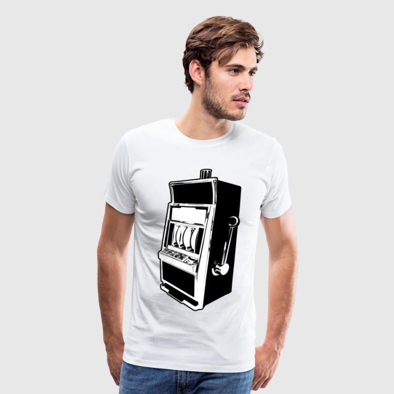slot machine t shirts