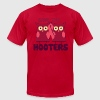 Save the Hooters - Men's Fine Jersey T-Shirt