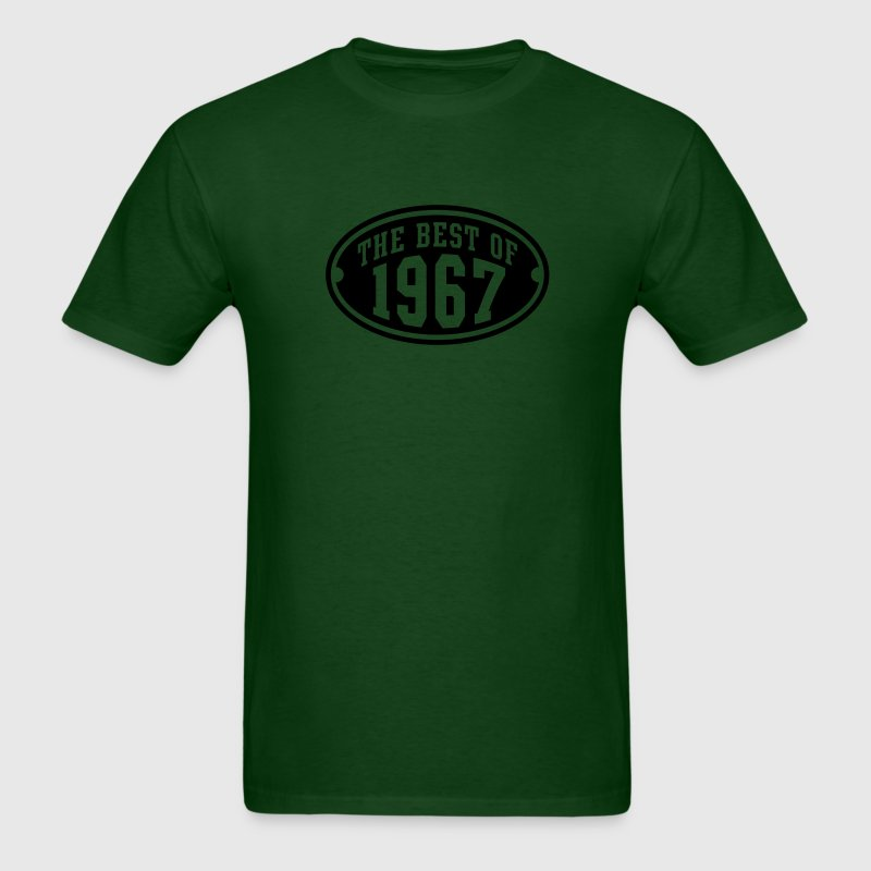 THE BEST OF 1967 Birthday Anniversary T-Shirt YG - Men's T-Shirt