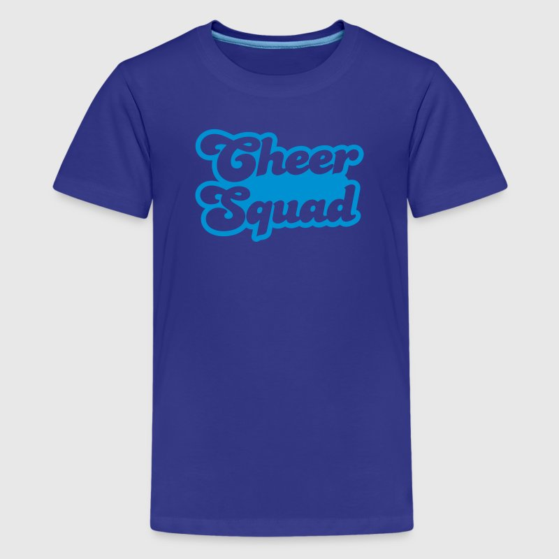 cheer squad cheerleader design Kids' Shirts - Kids' Premium T-Shirt