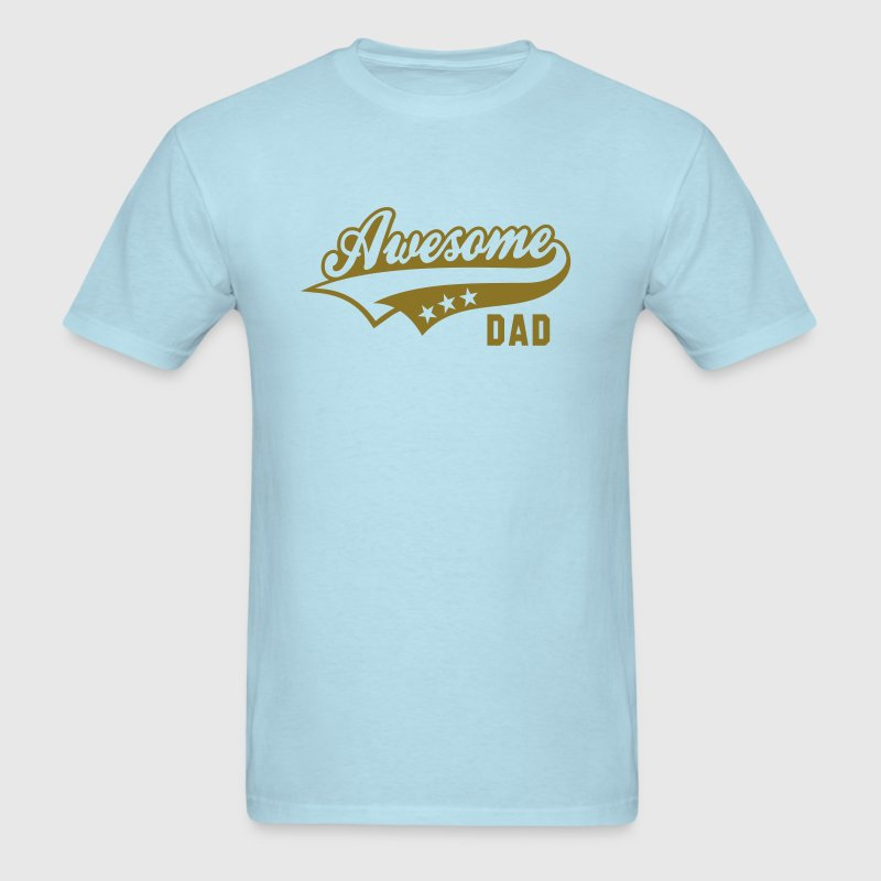 Awesome DAD T-Shirt NS - Men's T-Shirt