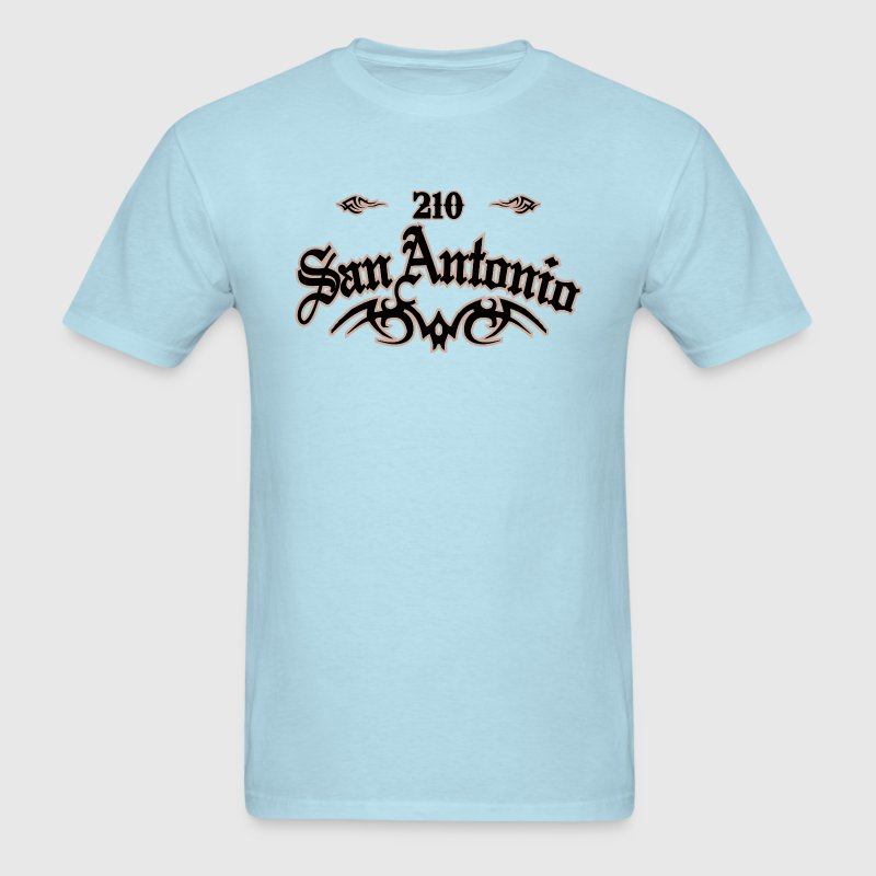 San Antonio 210 Heavyweight T-Shirt - Men's T-Shirt