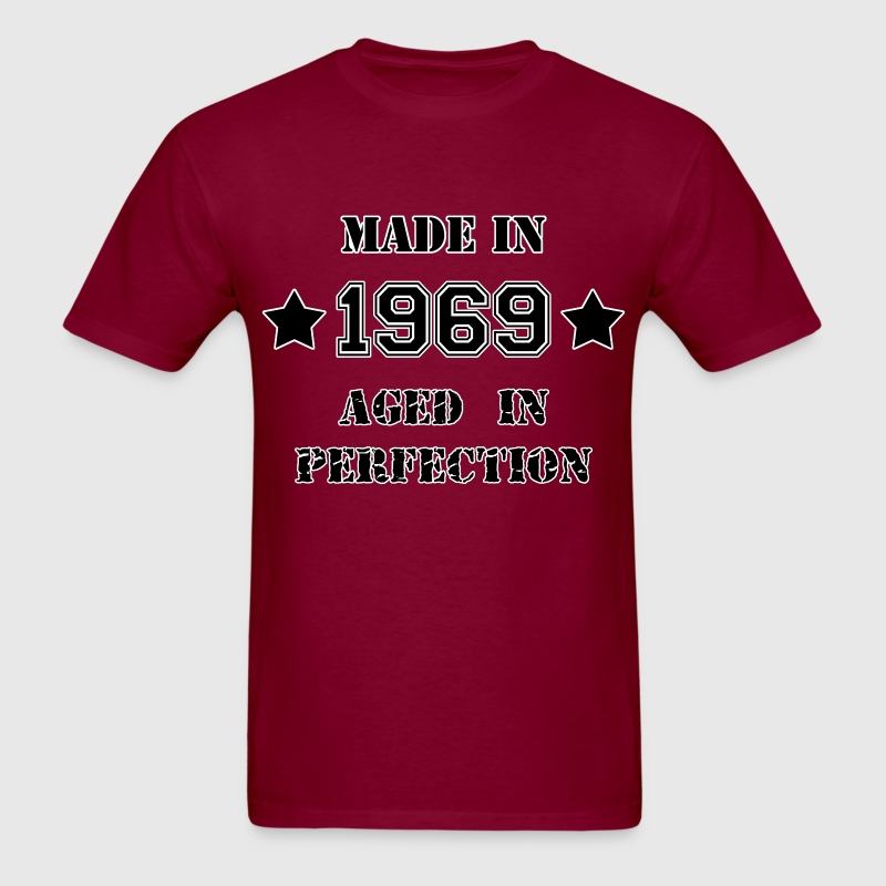 Made in 1969 T-Shirts - Men's T-Shirt