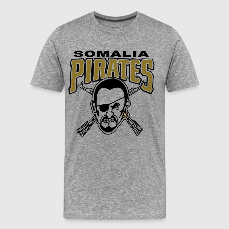 Taylor Gang Somlia Pirates T-Shirts - stayflyclothing.com - Men's Premium T-Shirt
