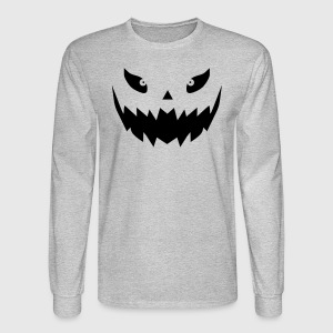 mens long sleeve t shirt - Scary Halloween Shirts
