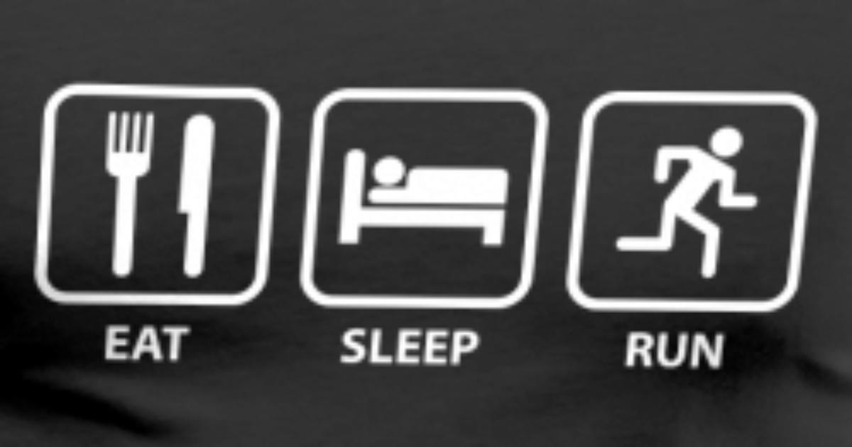 eat sleep race tattoo - photo #17
