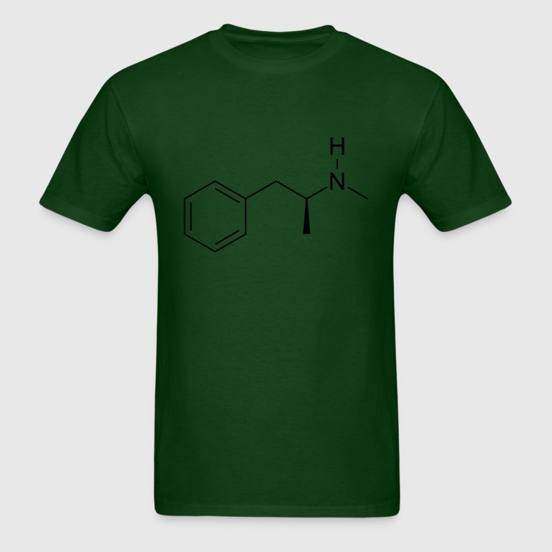 Methylamphetamine T-Shirts - Men's T-Shirt