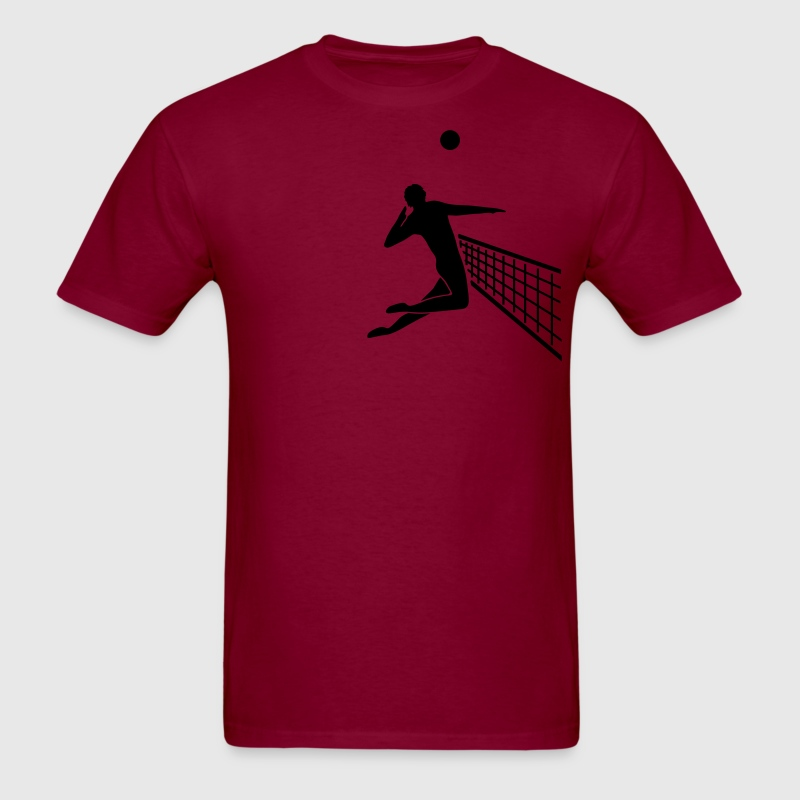 volleyball player T-Shirts - Men's T-Shirt