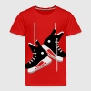 Ice hockey skates Baby & Toddler Shirts - Toddler Premium T-Shirt