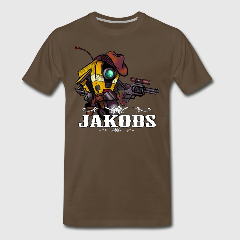 Jakobs - Men's Premium T-Shirt