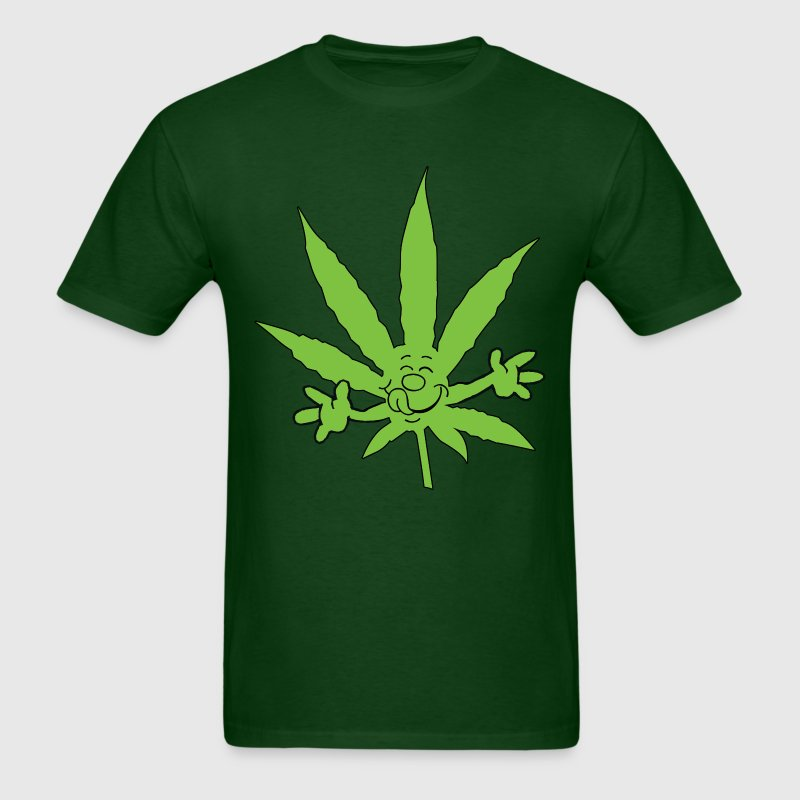 Funny Marijuana T-Shirt - Men's T-Shirt