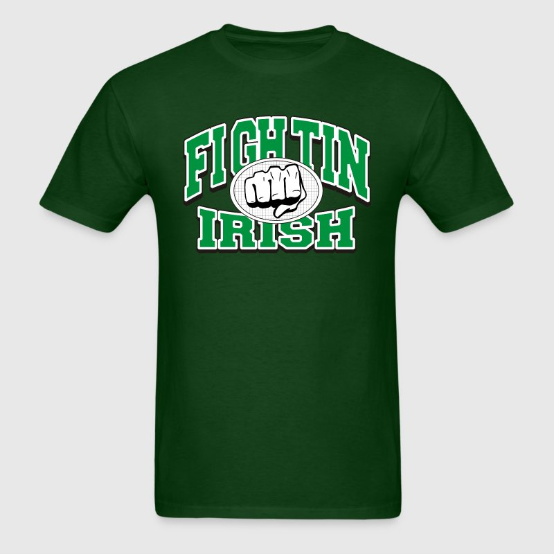 Fighting Irish T-Shirt - Men's T-Shirt