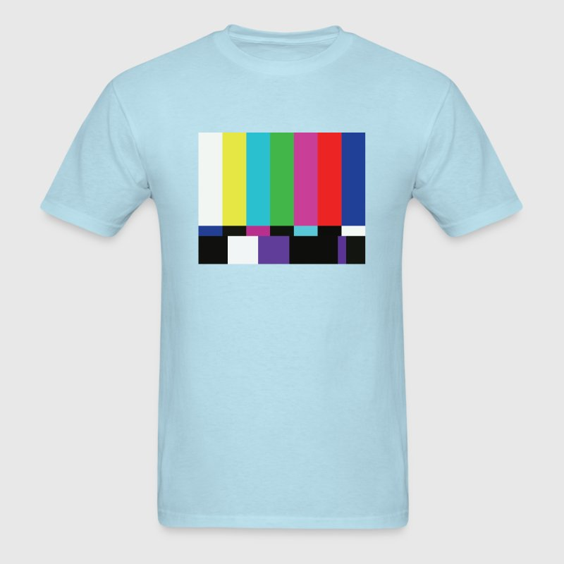 Test Pattern T-shirt - Men's T-Shirt