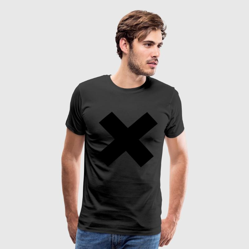 X - CROSS - SHIRT - Men's Premium T-Shirt
