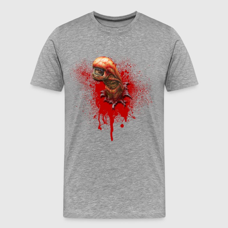 Alien Chestburster - Men's Premium T-Shirt
