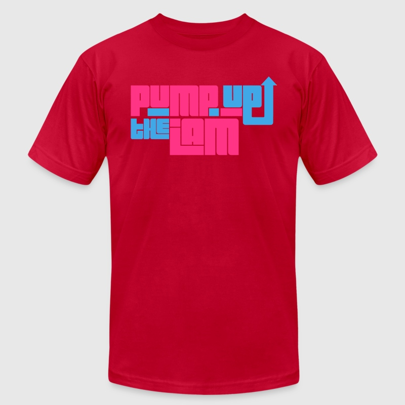 Pump up the jam T-Shirts - Men's Fine Jersey T-Shirt