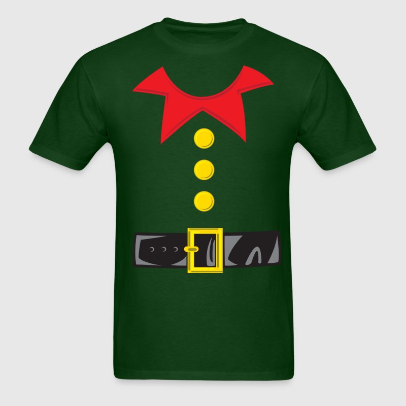 Elf Costume T-Shirts - Men's T-Shirt