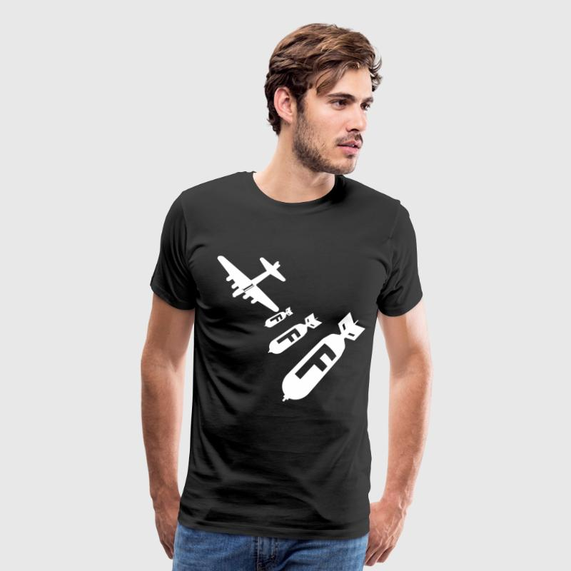 Dropping F Bombs - Men's Premium T-Shirt