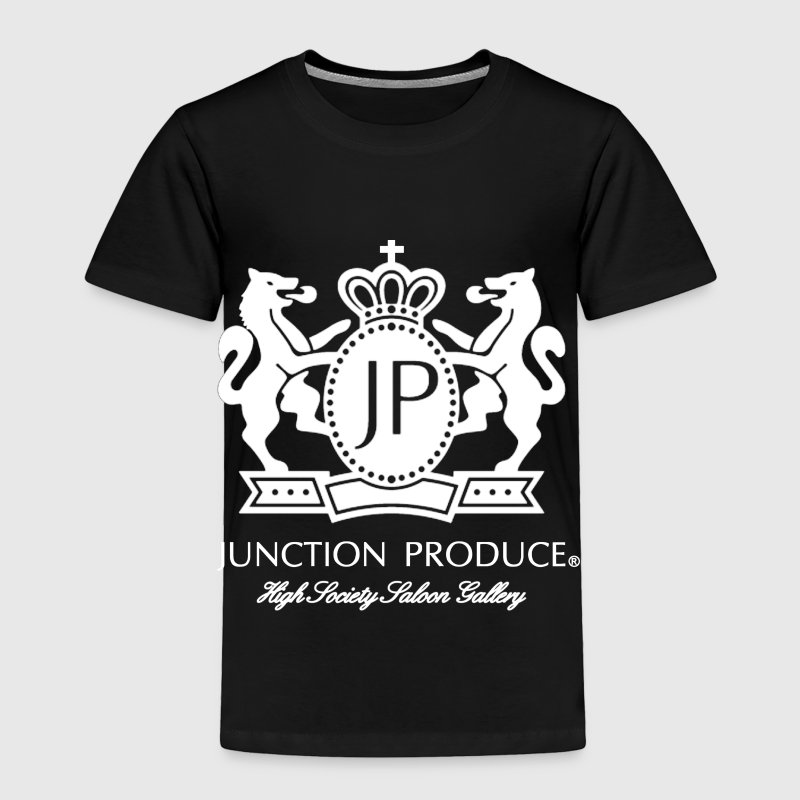 Junction Produce Logo White VIP CAR Baby & Toddler Shirts - Toddler Premium T-Shirt