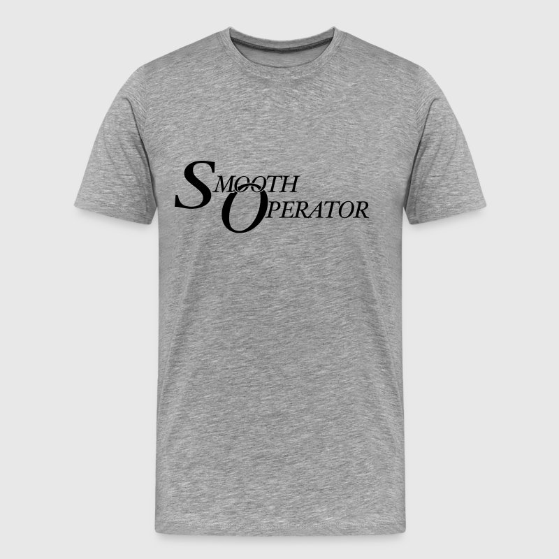 Smooth Operator - Men's Premium T-Shirt
