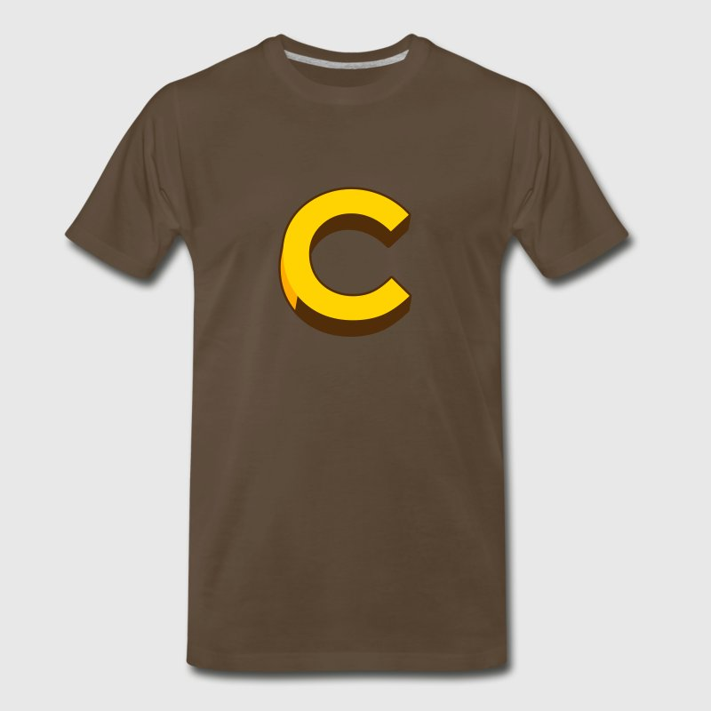 Programming Languages: C (Classic) - Men's Premium T-Shirt