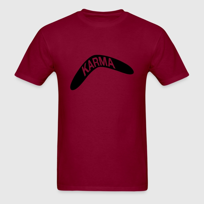 Boomerang - Men's T-Shirt