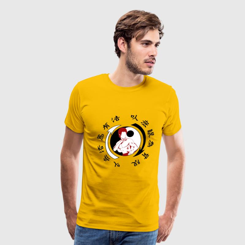The Art of Jeet Kune Do T-Shirts - Men's Premium T-Shirt