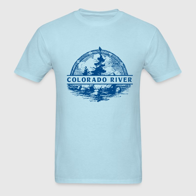 Colorado River T-Shirts - Men's T-Shirt