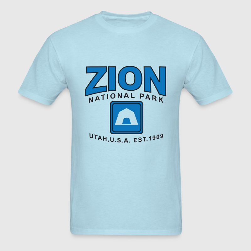 Zion National Park T-Shirts - Men's T-Shirt