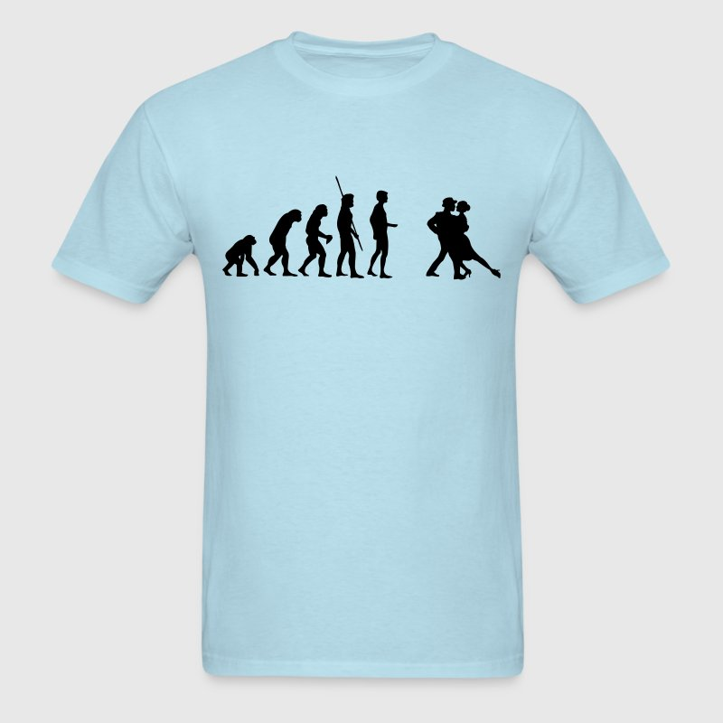 Evolution Dance Shirt - Men's T-Shirt