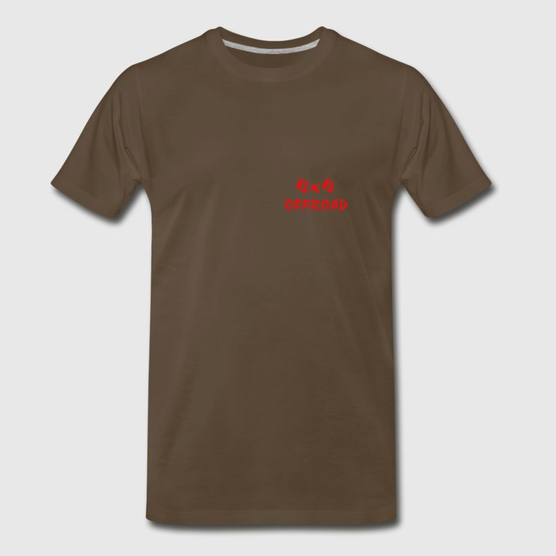 4 Wheeler Land Rover Jeep Suzuki - Men's Premium T-Shirt