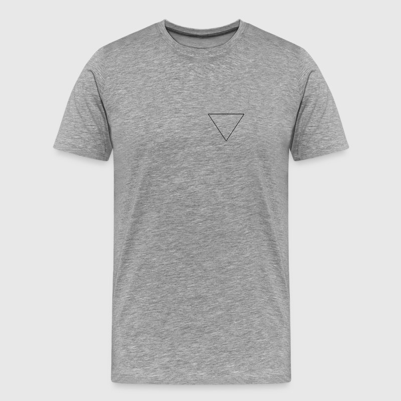 Hipster Triangle T-Shirts - Men's Premium T-Shirt