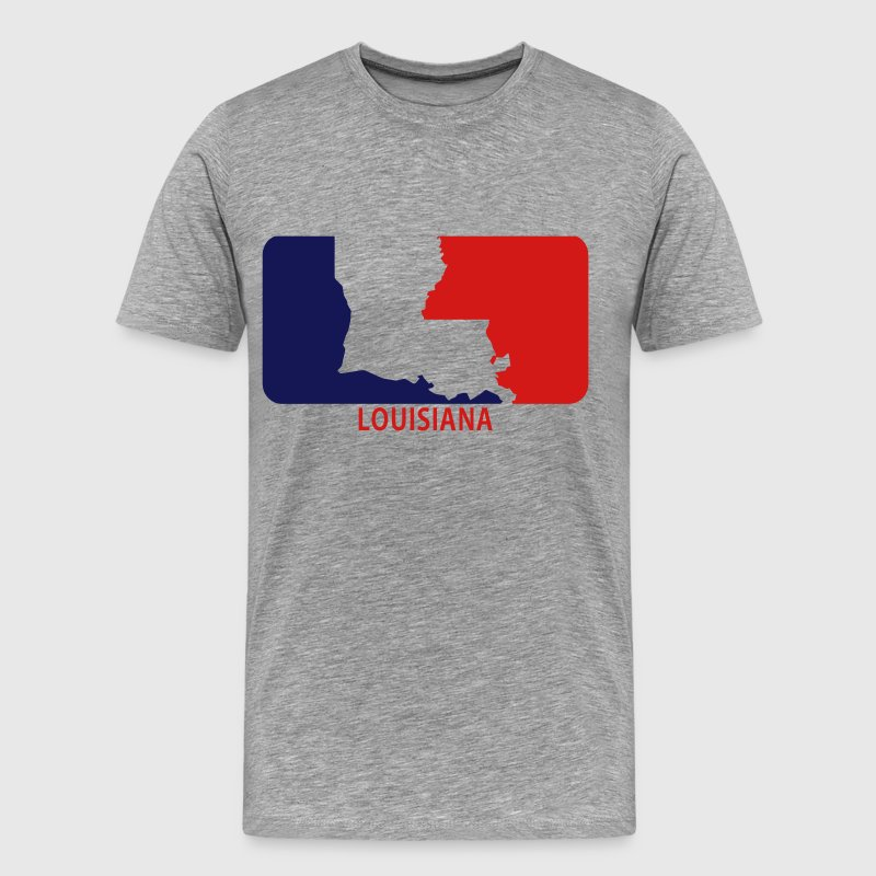 Louisiana T-Shirts - Men's Premium T-Shirt