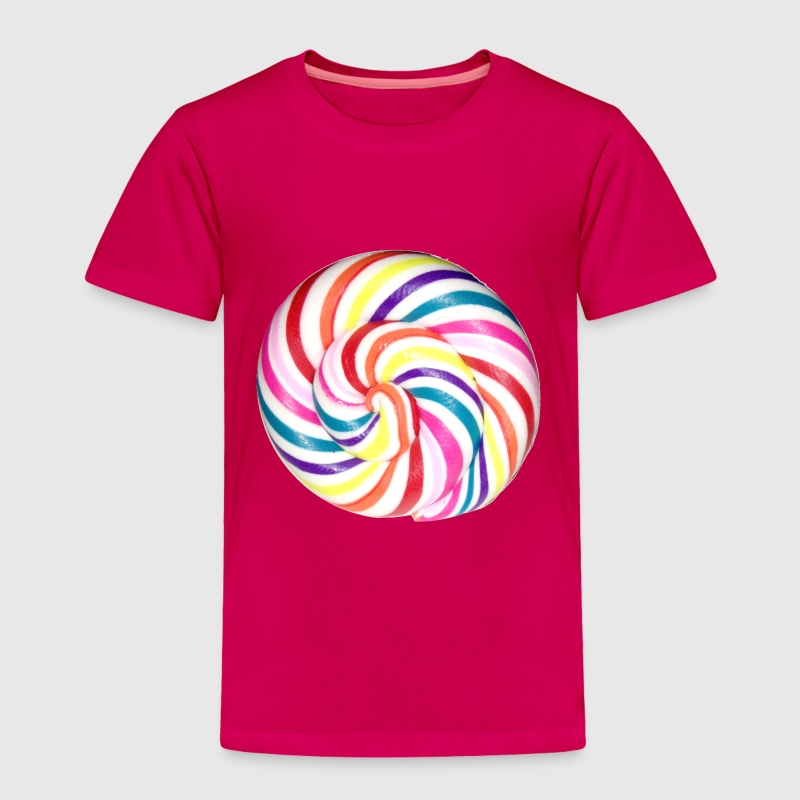 Candy Lollipop  - Toddler Premium T-Shirt