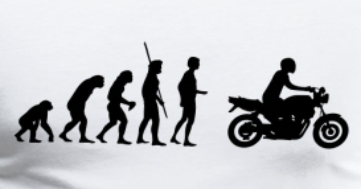 an analysis of the evolution of motorcycle Following is the history of motocross, along with an infographic attached below courtesy of cannibal cycle motocross: how it all began it was the spring of 1906 when the sport began its evolution the auto-cycle club's very first motorcycle time trials involved bikers thrashing their personal times as they rode round and round the course.
