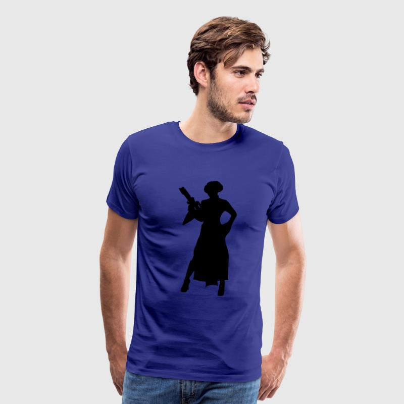 Star Wars Silhouette T-Shirts - Men's Premium T-Shirt