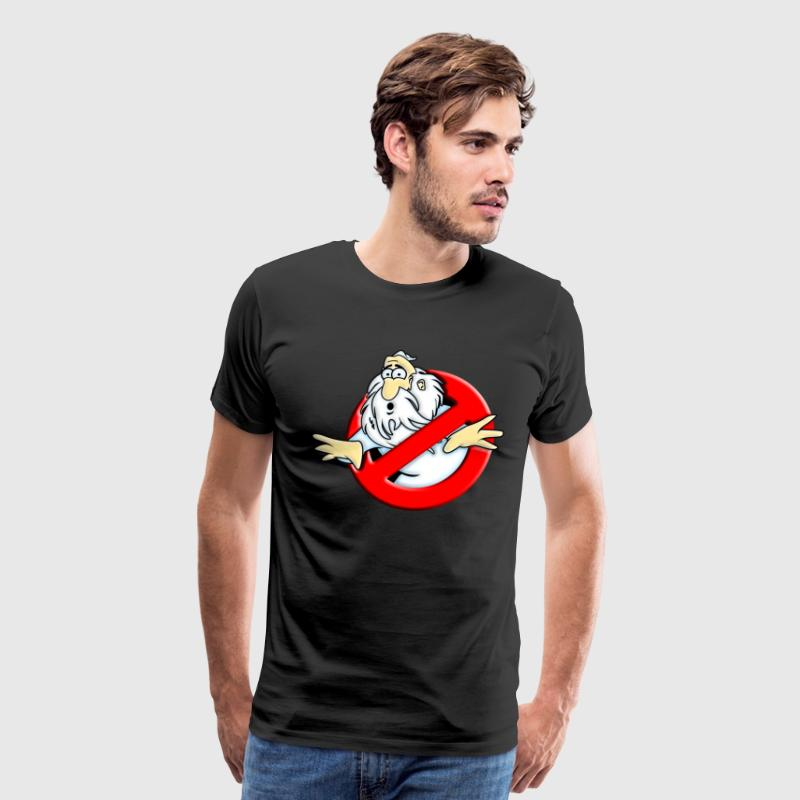 No God! Godbusters T-Shirt - Men's Premium T-Shirt